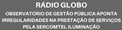 Sercomtel Iluminação - Rádio Globo