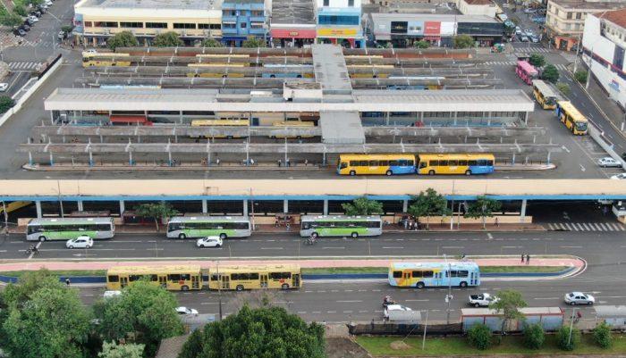 Reunião semanal: OGPL analisa edital para reforma do Terminal Central (foto: CMTU)